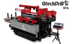 GtechDrill GT6 Drill Rig