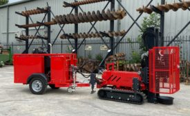 Piling Equipment Ltd. Cobra T12000