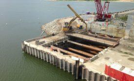 2021 DFI Project Award Red Rock Dam