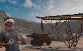 SD Mines virtual reality