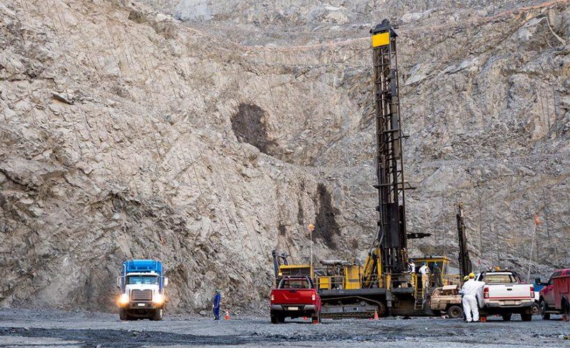 exploration drilling