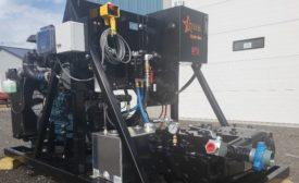 Starr Hydro Inc. Hydro Frack Pumps