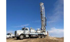 Guardino Well Drilling Inc. drilling in Milpitas, California