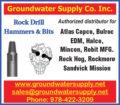 ROCK DRILL HAMMERS & BITS