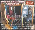 20-320 GEO-LOOP GROUTER