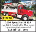 2000 SPEEDSTAR SS 135