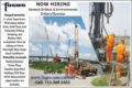 NOW HIRING - GEOTECH DRILLERS & ENVIRONMENTAL DRILLERS/OPERATOR