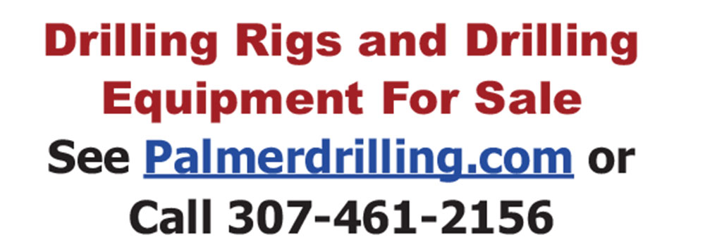 DRILLING RIGS AND DRILLING EQUIPMENT FOR SALE