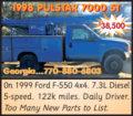 1998 PULSTAR 7000 5T PUMP HOIST RIG
