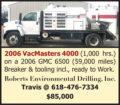 2006 VACMASTERS SERIES 4000