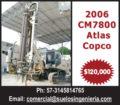 2006 CM7800 Atlas Copco