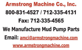 WE MANUFACTURE MUD PUMPS - BRAND NEW PUMPS IN STOCK