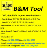 NEW & USED DRILL PIPE