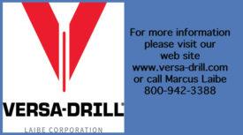 LAIB CORP VERSA-DRIL RIGS
