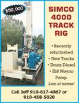 SIMCO 4000 TRACK RIG
