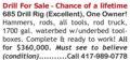 DRILL FOR SALE - 685 DRILL RIG
