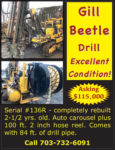 GILL BEETLE DRILL