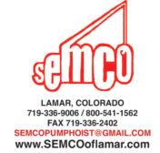 SEMCO INC. - BASIC PUMP HOISTS
