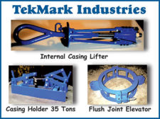 TEKMARK INDUSTRIES CASING TOOLS
