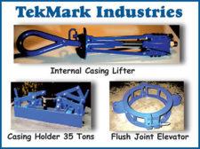 TEKMARK INDUSTRIES CASING TOOLS