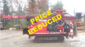 '17 MOBILE DRILL B37X - COMPLETE PACKAGE!