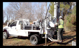 2007 CME 45C-1 TRUCK MOUNTED