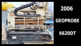 2006 GEOPROBE 6620DT