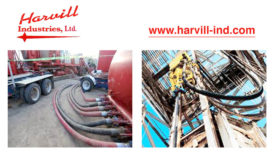 HOSE ASSEMBLIES FOR RIGS AND PLATFORMS - HYDRAULIC & OILFIELD HOSES