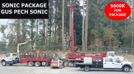 SONIC PACKAGE GUS PECH SONIC