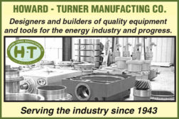 HOWARD TURNER MFG. QUALITY EQUIPMENT AND TOOLS