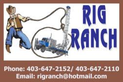 RIG RANCH  - RIG PARTS, MUD PUMPS, DRILL PIPE, DRILL COLLARS