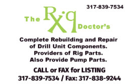 COMPLETE REBUILDING AND REPAIR OF DRILL UNIT COMPONENTS