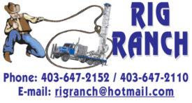 RIG RANCH  - RIG PARTS, MUD PUMPS, DRILL PIPE, DRILL COLLARS