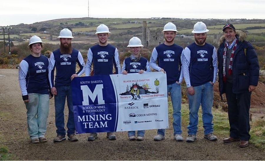 SD Mining and Mucking Team
