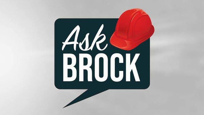 Ask Brock video series