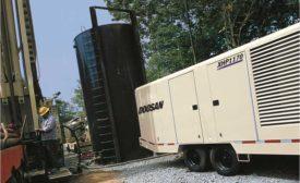 Doosan Portable Power Generator