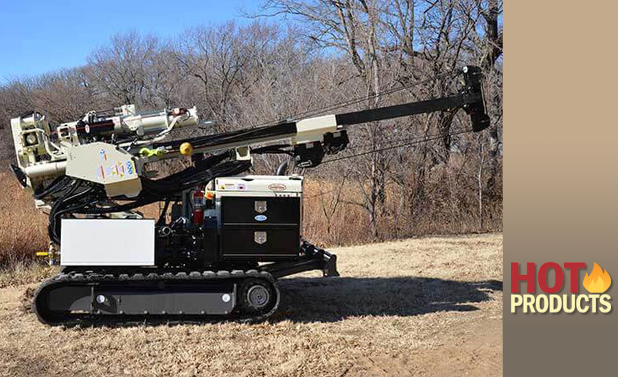 Geoprobe 3126GT geotechnical drilling rig