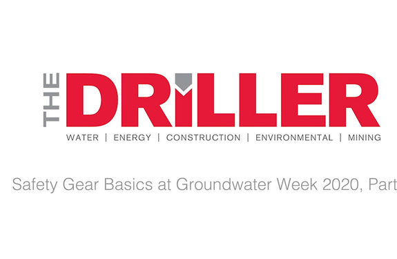 Groundwater Week 2020: A Toolbox Talk on Safety Gear