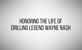 Celebrating the Life of Drilling 'Godfather' Wayne Nash
