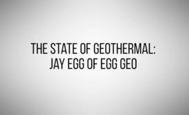 The State of Geothermal with Jay Egg of Egg Geo