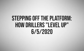 Stepping off the Platform: How Drillers Level Up