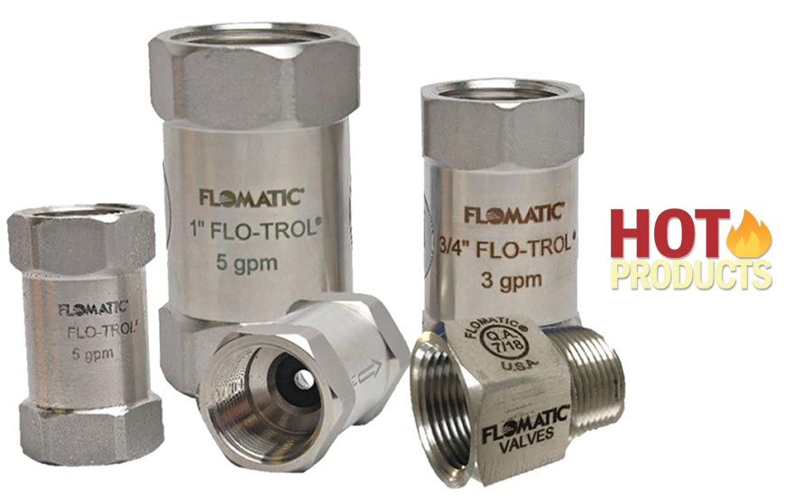 Flomatic Flo-Trol valves
