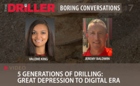5 Generations of Drilling