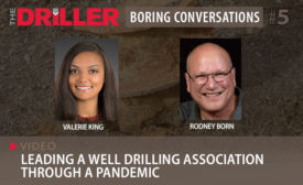 Leading a Well Drilling Association Through a Pandemic
