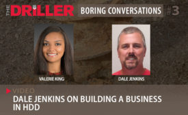Dale Jenkins on Building a Business in HDD