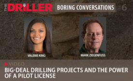 Big-Deal Drilling Projects and the Power of a Pilot License