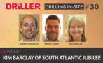 Kim Barclay on the 2021 South Atlantic JUBILEE
