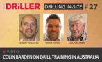 Colin Barden on Drill Training in Australia