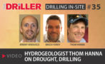 Hydrogeologist Thom Hanna on Drought and Drilling