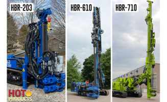 Hutte drilling rigs